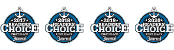Readers' Choice First Place